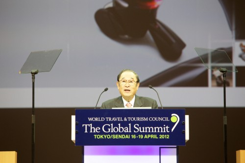 190412 - WTTC Summit - Future Mobility - Fujio Cho, Chairman of the Board, Toyota Motor Corporation