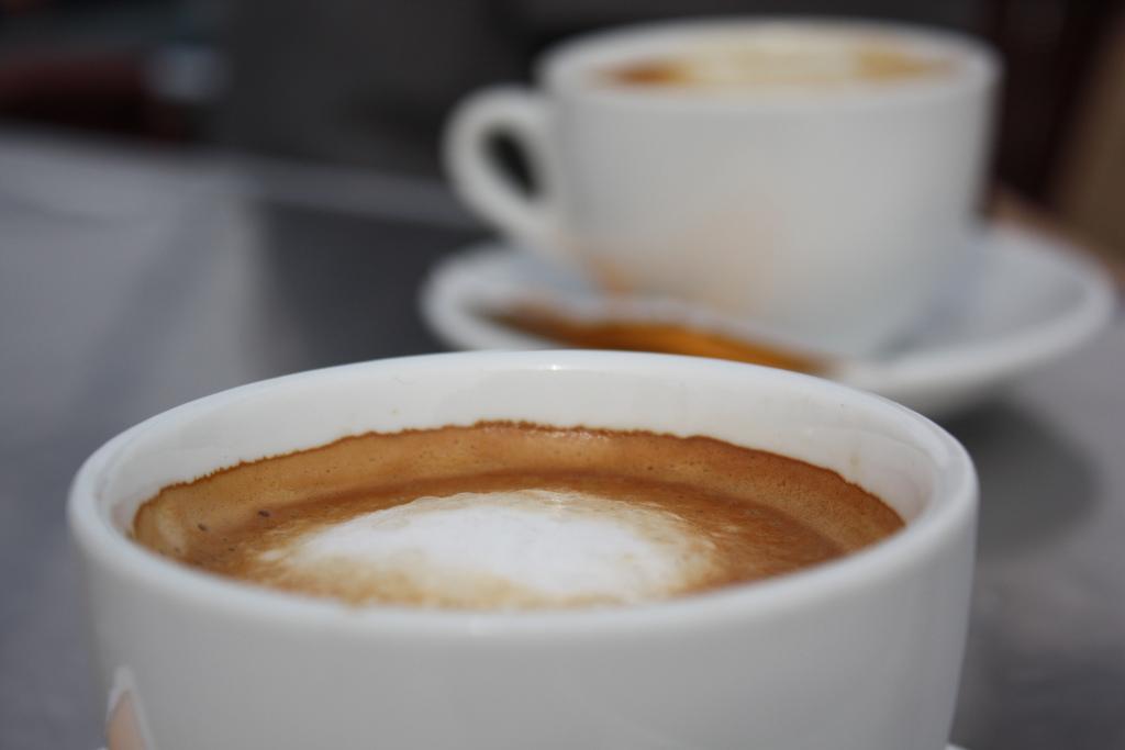 Café con leche - Milchkaffee (CC)