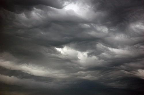 cielo di nuvole