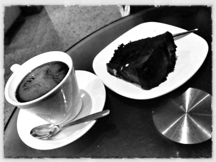 Coffee & Cake, April 2012