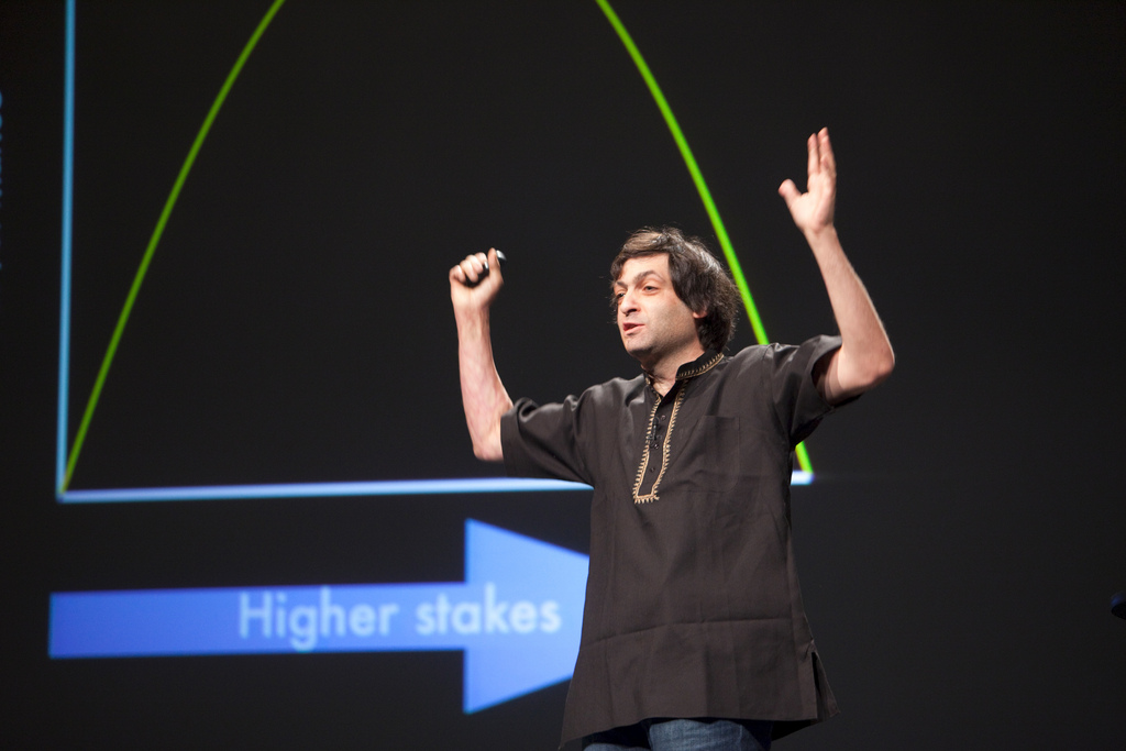 Dan Ariely - Pop!Tech 2009 - Camden, ME