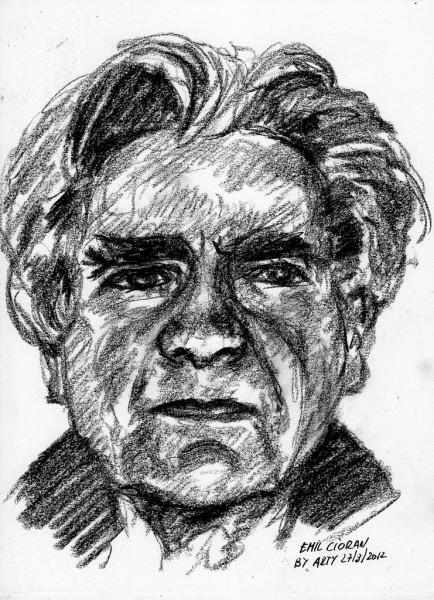 Emil Cioran, filósofo y escritor.