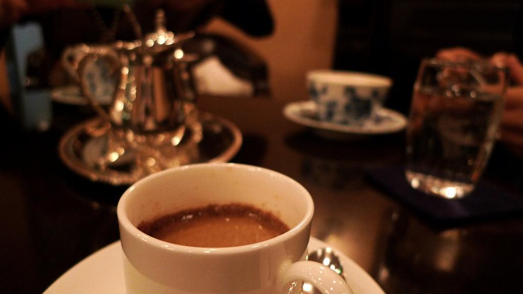 espresso in chinatown