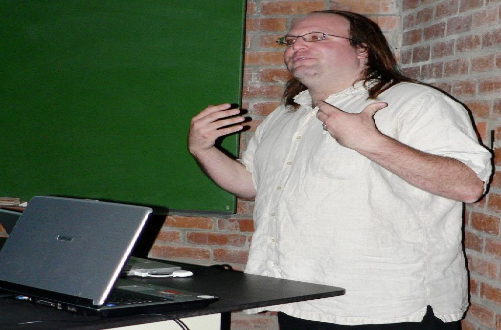 Ethan Zuckerman (Global Voices, USA)