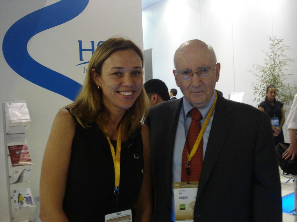 HSM Expo 2010 - Encontro com Philip Kotler