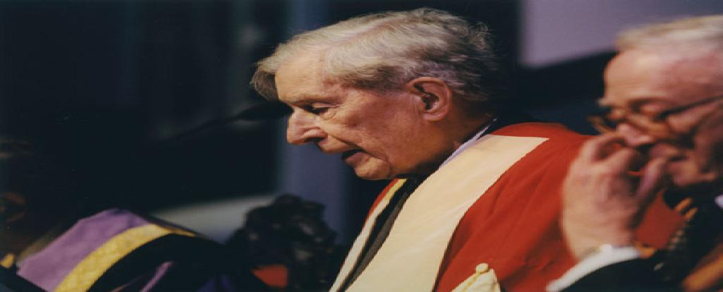 John Kenneth Galbraith, 1999