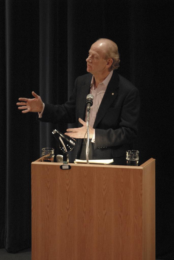John Ralston Saul keynote speech at the 2006 Parkland Conference