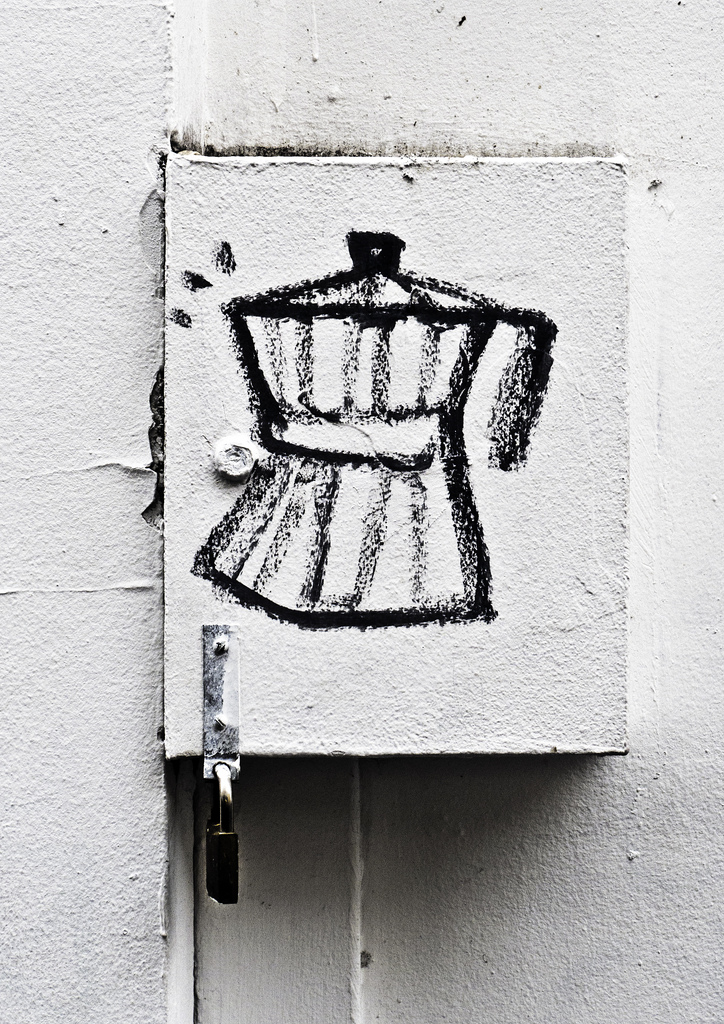 Locked Espresso