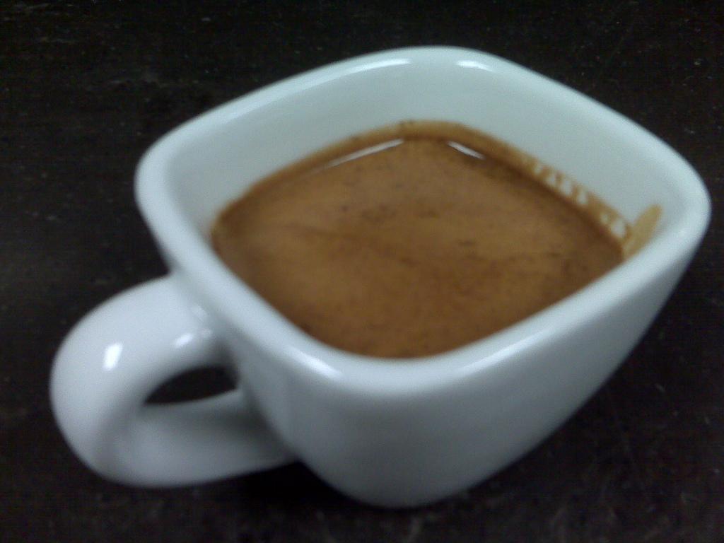 Morning Espresso @journeys