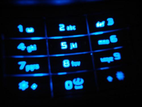 my cel..., mi celular