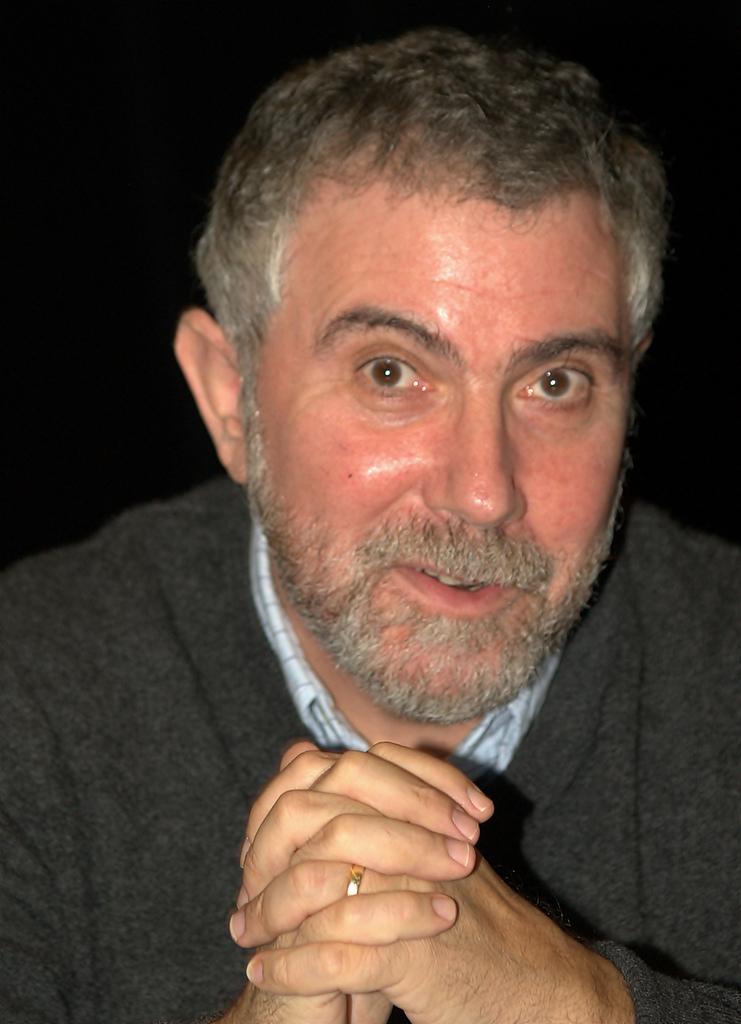 Paul Krugman 2 BBF 2010 Shankbone