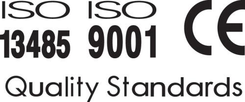 Quality Standards Logos