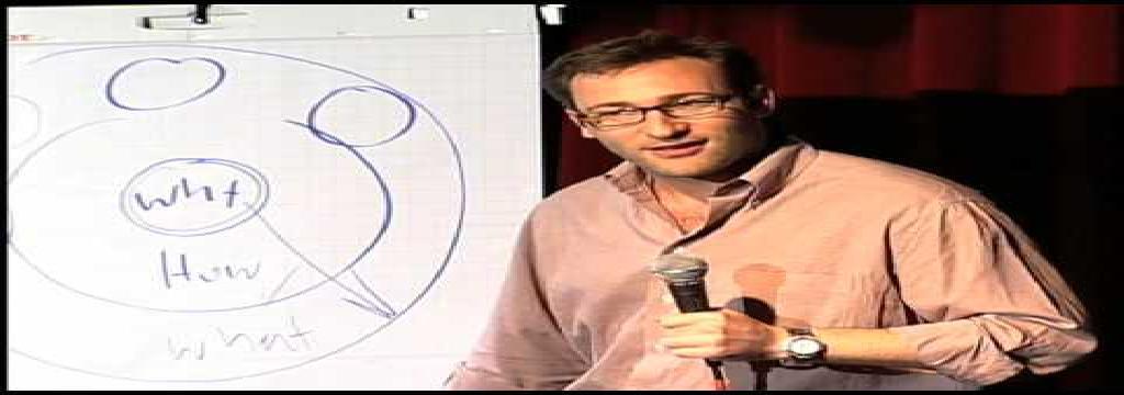 Simon Sinek Why How What Circle