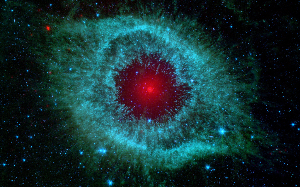 Space - Helix nebula