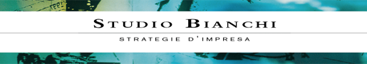 Studio Bianchi: strategie d'impresa