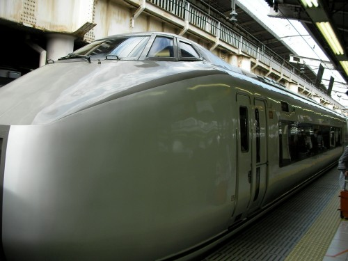 Super Hitachi Train