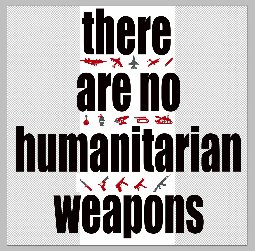 "There Are No Humanitarian Weapons - biggest lie of these days ""THE GRADING OF KILLING METHODS IN SYRIA"" as if Chemical Weapons are worse than Conventional Weapons"