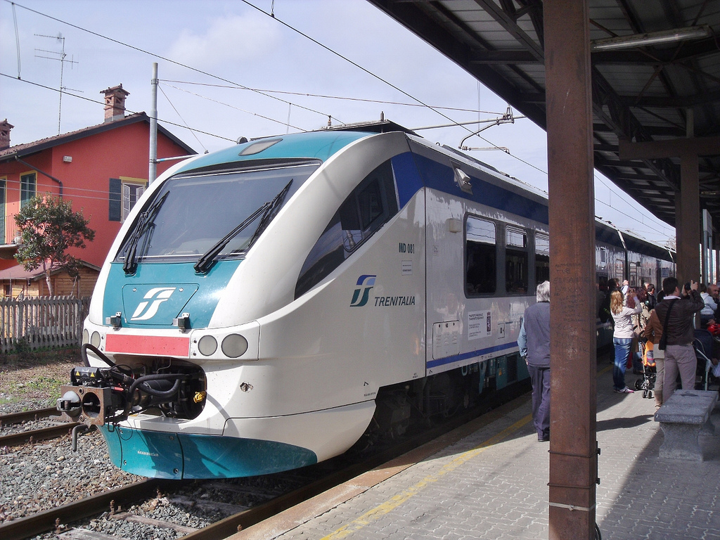 Trenitalia Minuetto MD081